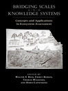 Bridging Scales and Knowledge Systems (eBook): Concepts and Applications in Ecosystem Assessment