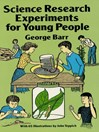 Science Research Experiments for Young People (eBook)