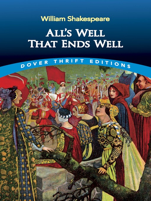 All's Well That Ends Well (eBook)