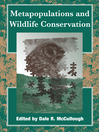 Metapopulations and Wildlife Conservation (eBook)