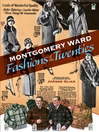 Montgomery Ward Fashions of the Twenties (eBook)