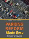 Parking Reform Made Easy (eBook)