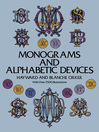 Monograms and Alphabetic Devices (eBook)