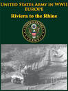 Riviera to the Rhine (eBook)