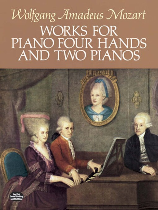 Works for Piano Four Hands and Two Pianos (eBook)