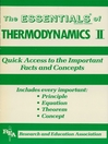Thermodynamics II Essentials (eBook)