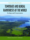 Temperate and Boreal Rainforests of the World (eBook): Ecology and Conservation