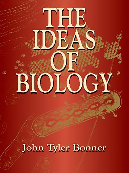 The Ideas of Biology (eBook)