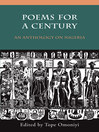Poems for a Century (eBook): An Anthology on Nigeria