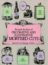 Pictorial Archive of Decorative and Illustrative Mortised Cuts (eBook): 551 Designs for Advertising and Other Uses