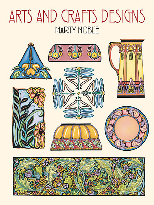 Arts and Crafts Designs (eBook)