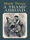 A Tramp Abroad (eBook)