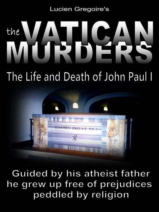 The Vatican Murders (eBook): The Life and Death of John Paul I