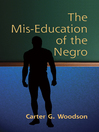 The Mis-Education of the Negro (eBook)