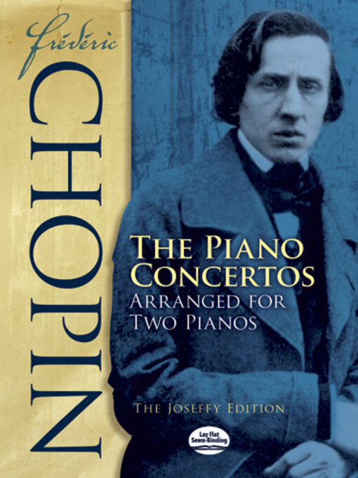 Frédéric Chopin: The Piano Concertos Arranged for Two Pianos (eBook): The Joseffy Edition
