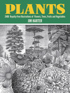 Plants (eBook): 2,400 Royalty-Free Illustrations of Flowers, Trees, Fruits and Vegetables