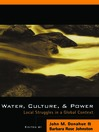 Water, Culture, and Power (eBook): Local Struggles in a Global Context