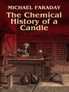 The Chemical History of a Candle (eBook)