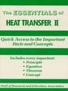 Heat Transfer II Essentials (eBook)