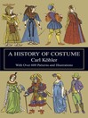 A History of Costume (eBook)