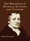 The Principles of Political Economy and Taxation (eBook)