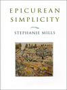 Epicurean Simplicity (eBook)