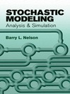 Stochastic Modeling (eBook): Analysis and Simulation