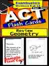 ACT Test Geometry—Exambusters Flashcards—Workbook 8 of 13 (eBook)