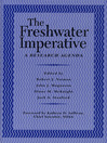 The Freshwater Imperative (eBook): A Research Agenda