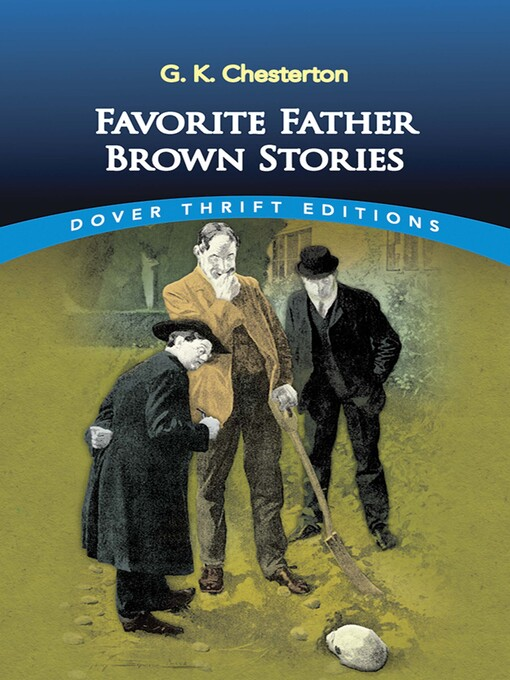 Favorite Father Brown Stories (eBook)