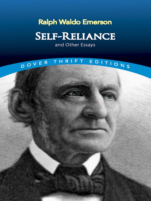 Self-Reliance and Other Essays (eBook)