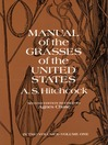 Manual of the Grasses of the United States, Volume 1 (eBook)