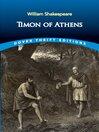 Timon of Athens (eBook)