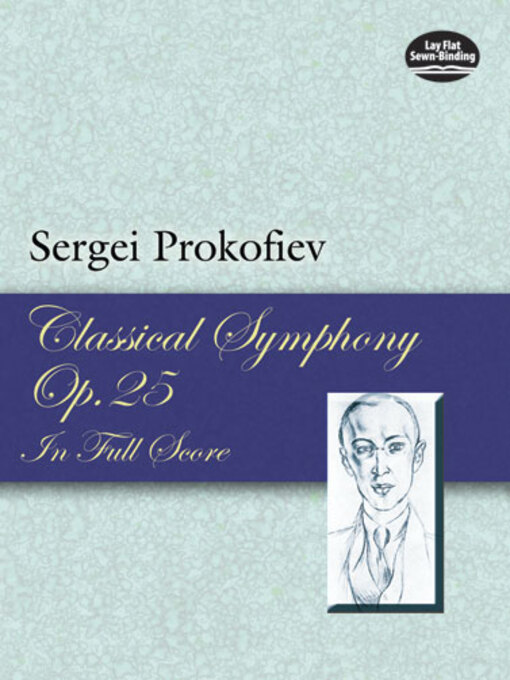Classical Symphony, Op. 25, in Full Score (eBook)