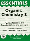 Organic Chemistry I Essentials (eBook)