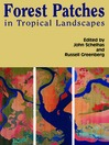 Forest Patches in Tropical Landscapes (eBook)