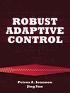 Robust Adaptive Control (eBook)