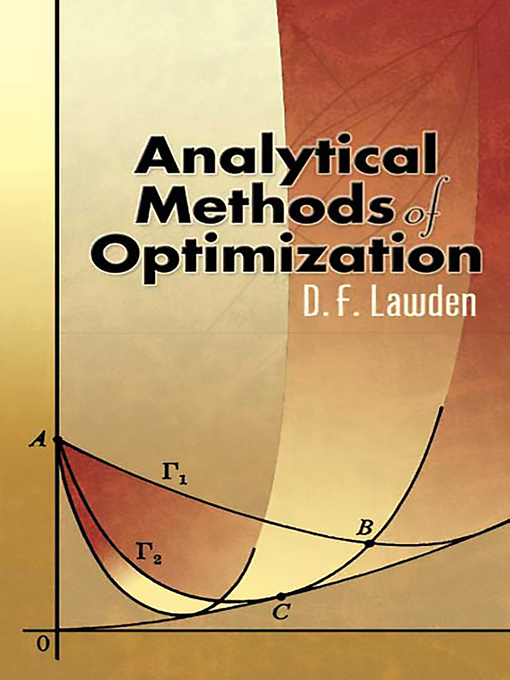 Analytical Methods of Optimization (eBook)