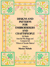 Designs and Patterns for Embroiderers and Craftspeople (eBook)