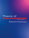 Theory of Viscoelasticity (eBook)