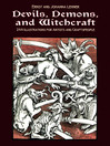 Devils, Demons, and Witchcraft (eBook): 244 Illustrations for Artists