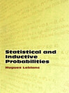 Statistical and Inductive Probabilities (eBook)