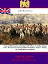 Notes and Reminiscences of a Staff Officer (eBook): Chiefly Relating to the Waterloo Campaign and to St Helena Matters During the Captivity of Napoleon