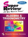 Algebra & Trigonometry Super Review (eBook)