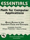 Math for Computer Applications (eBook)