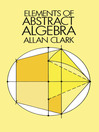 Elements of Abstract Algebra (eBook)