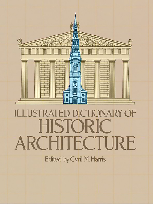 Illustrated Dictionary of Historic Architecture (eBook)