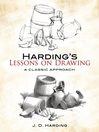 Harding's Lessons on Drawing (eBook): A Classic Approach