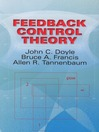 Feedback Control Theory (eBook)