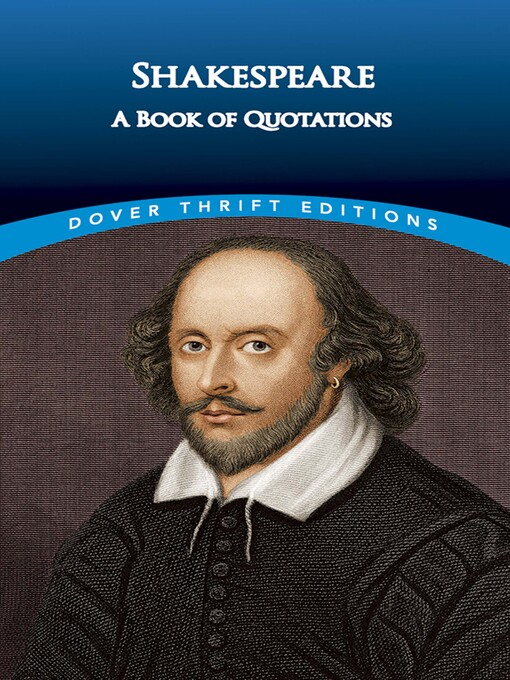 Shakespeare (eBook): A Book of Quotations